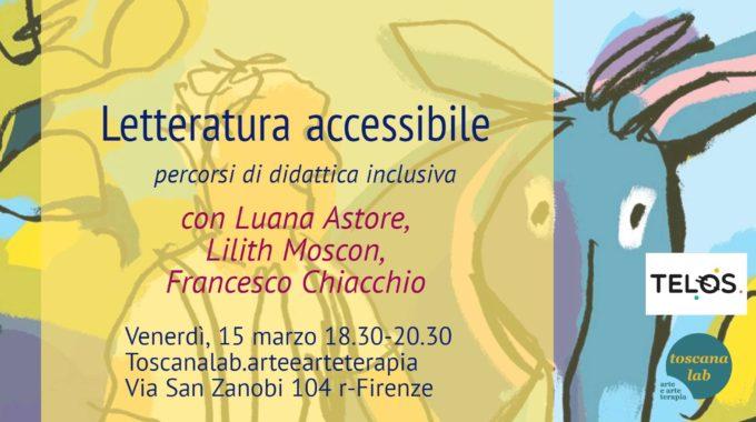 15 Marzo, Appuntamento Al Toscanalab, Firenze
