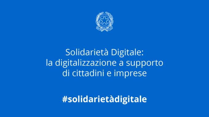 Solidarietà Digitale. Cosa Contengono Le Nostre Pubblicazioni Digitali E Come Accedervi Gratuitamente