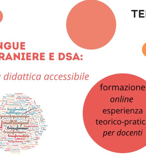 Lingue Straniere E DSA: Una Didattica Accessibile